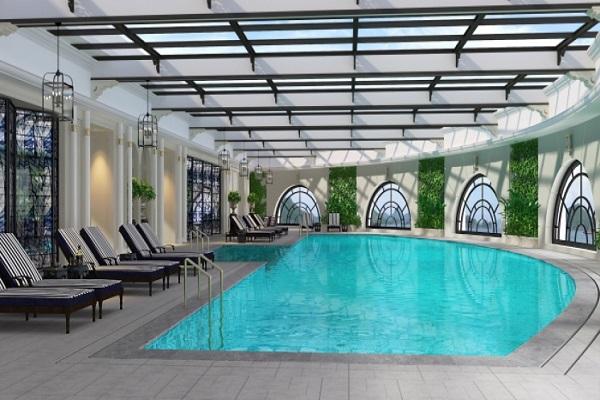 bể bơi Vinpearl Hạ Long Bay Resort