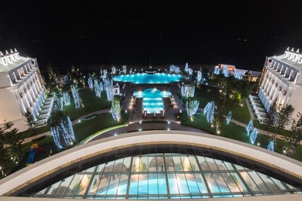không gian Vinpearl Hạ Long Bay Resort