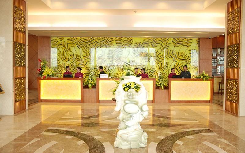 sảnh khách sạn Mường Thanh