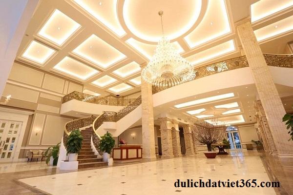 Kiến trúc Vĩnh Phúc Resort