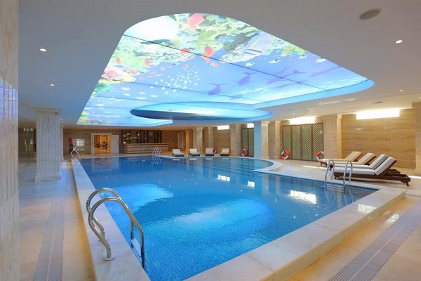 Bể bơi Vĩnh Phúc Resort