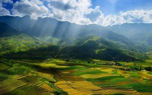 Tour du lịch Pù Luông - Ba Khoang từ Hà Nội
