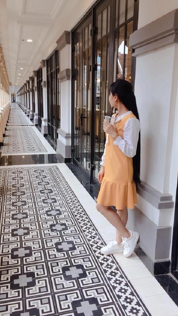 ảnh thu Trang