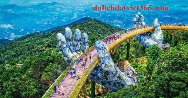 Cầu Bàn Tay Đà Nẵng