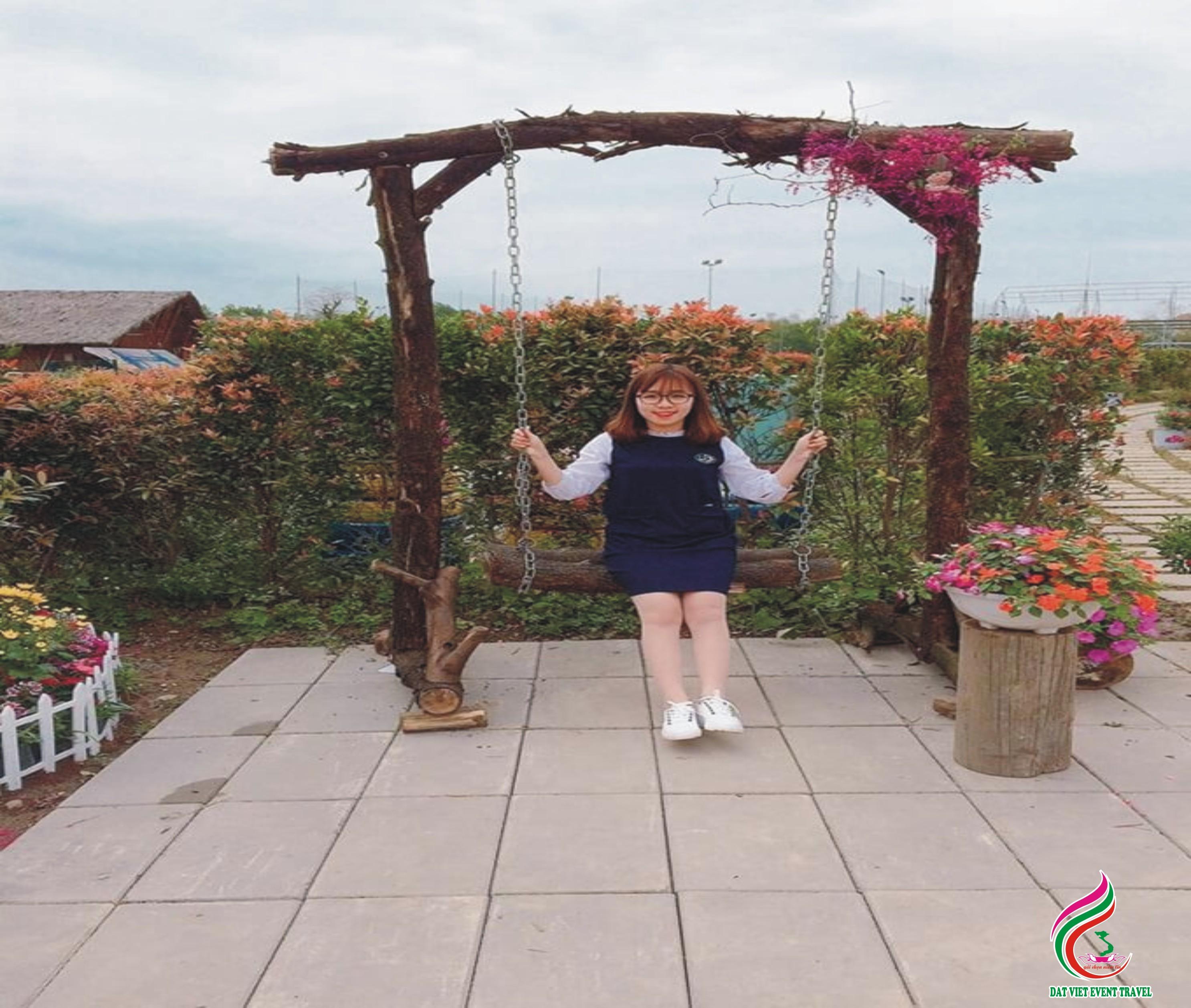 công viên hoa hồng Hà Nội