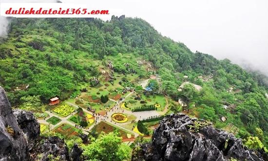 Cổng Trời Núi Hàm Rồng