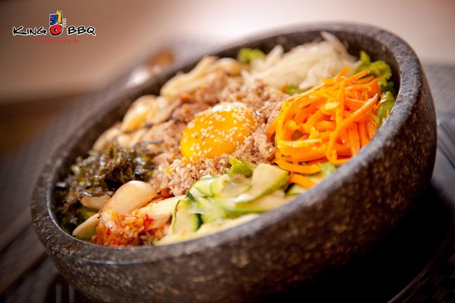 Món Cơm Trộn Tuyệt Vời Của Hàn Quốc
