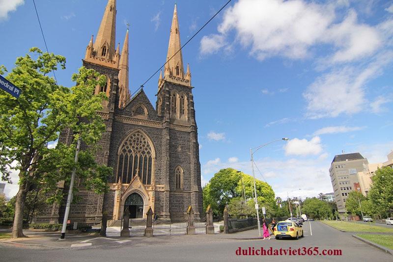 nhà thờ thánh patrik