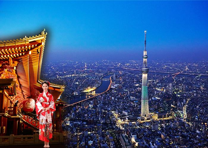 Tháp Truyền Hình Nhật