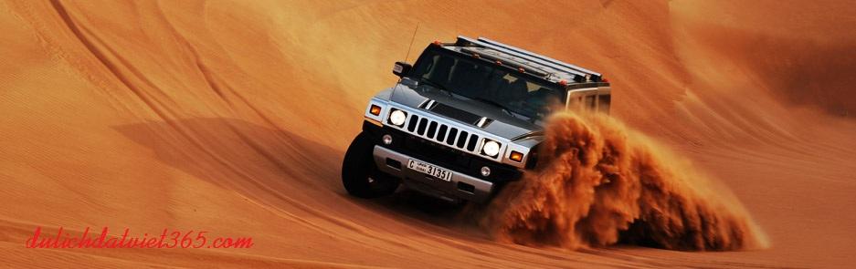 Trung tâm sa mạc desert-safari