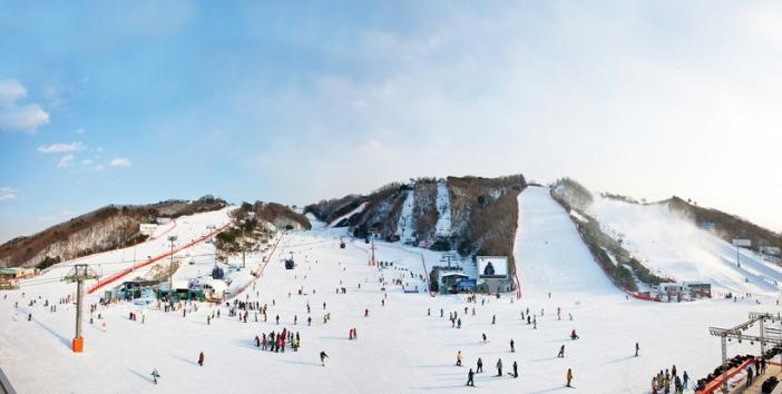 Trượt Tuyết Hàn