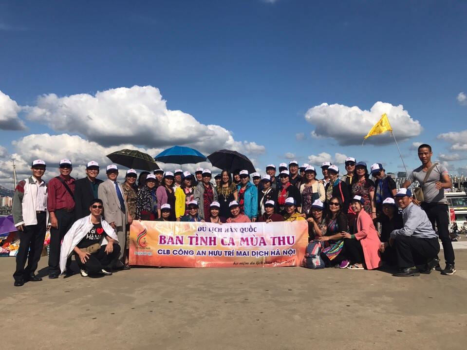 Tour Hàn Quốc tết