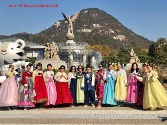 du lịch Hàn Quốc tết 2019