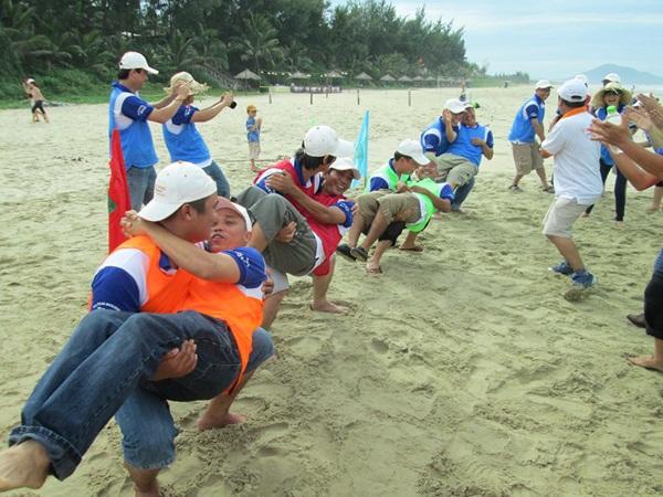 Tembuiding bãi biển