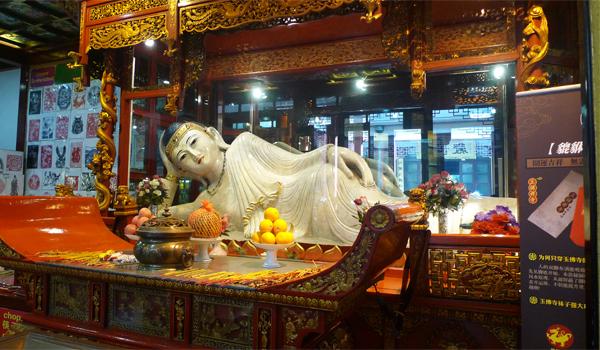 Chùa Phật Ngọc Trung Quốc