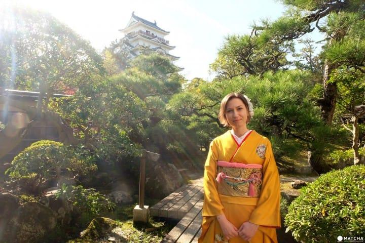 Trải Nghiệm Trang Phục kimono