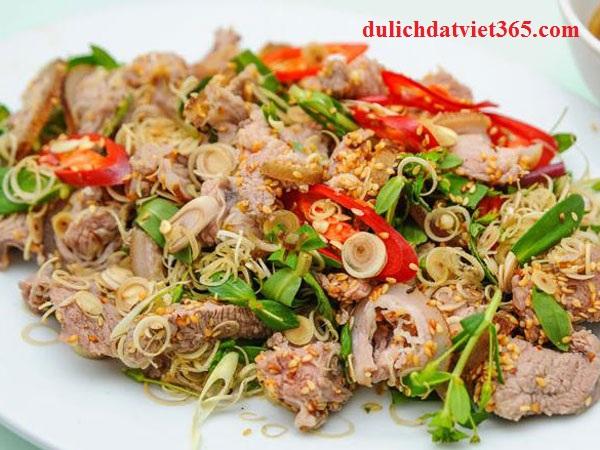 Món Đặc Sản Thịt Dê Ninh Bình
