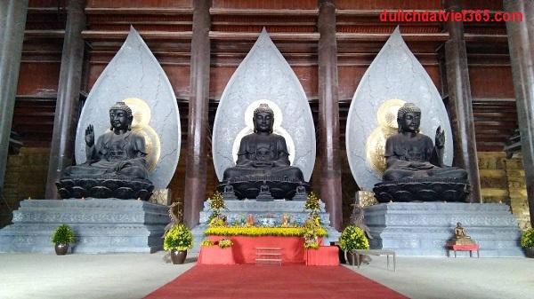 khu du lịch chùa tam chúc