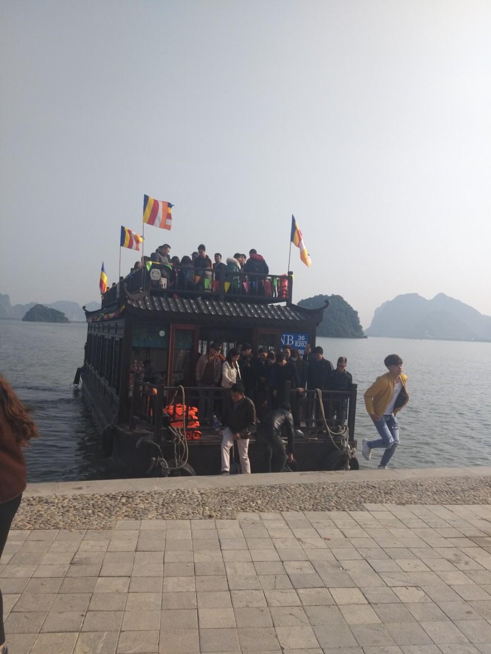 Giá vé Tham Quan Chùa Tam Chúc