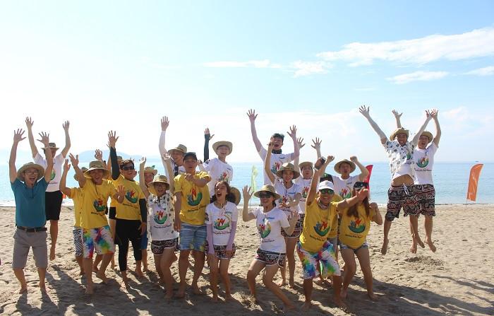 Chương Trình Teambuil ding tại Đảo Cát Bà