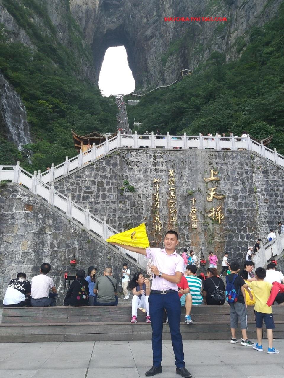 du lịch phượng hoàng cổ trấn từ thái nguyên