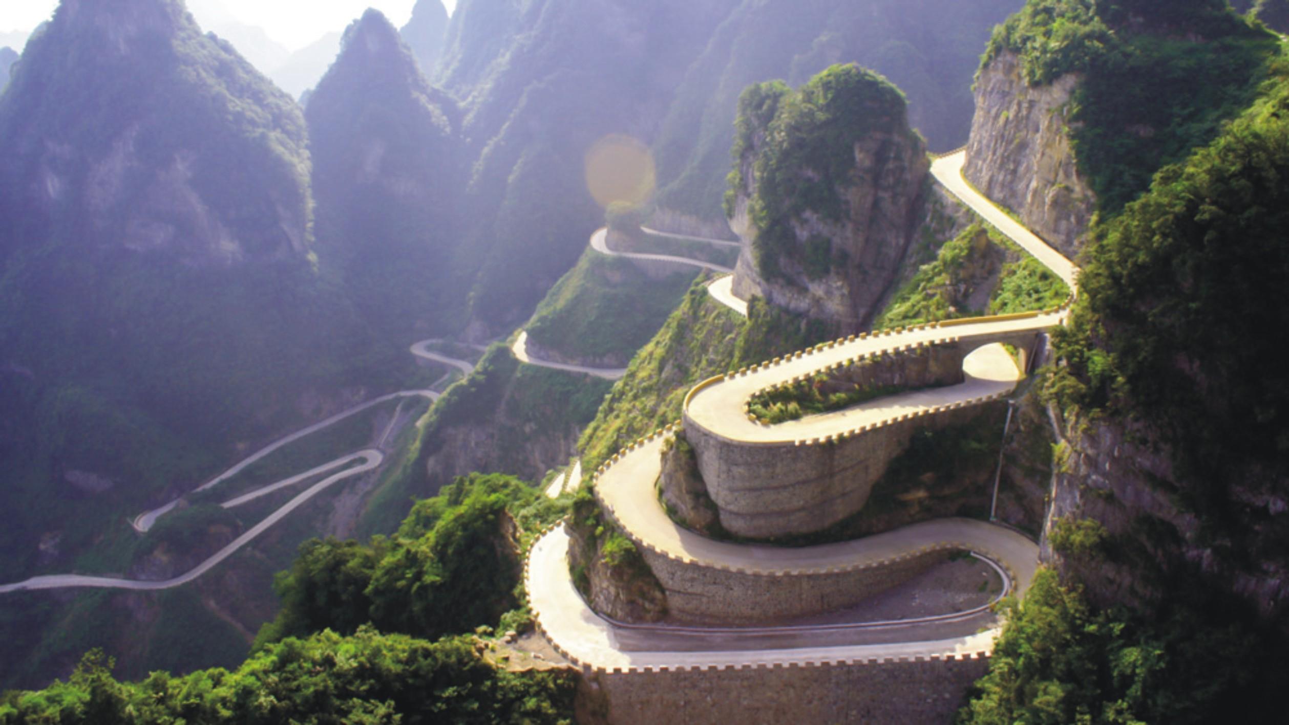Tour Thiên Môn sơn