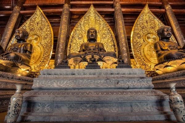 Kinh nghiệm Đi chùa Tam chúc