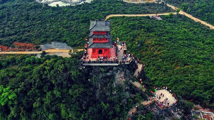 Kinh nghiệm tham quan chùa tam chúc