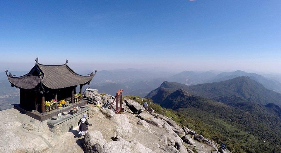 thăm chùa đồng yên tử