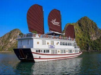tour vịnh hạ long du thuyền