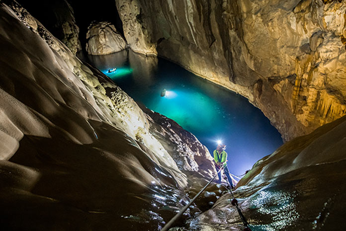 tour khám phá hang son đoong