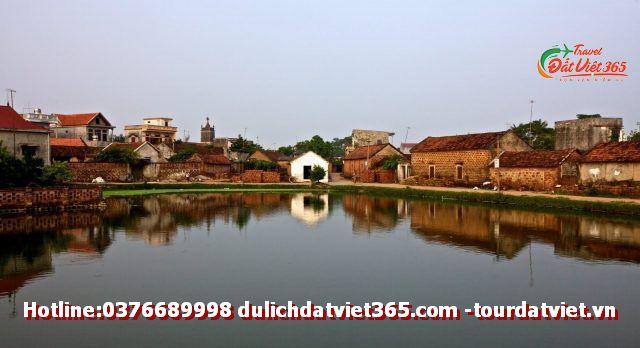 tour du lịch làng cổ đường lâm 1 ngày