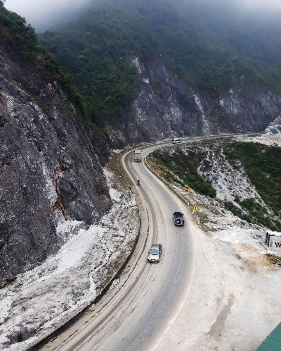 Mộc Châu ở Đâu- Đèo Thung Khe