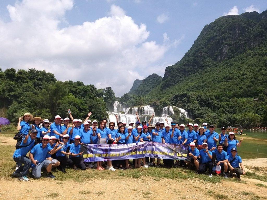 Đoàn Du Lịch Cao Bằng Do Đất Việt Tổ chức - Đất Việt Tour