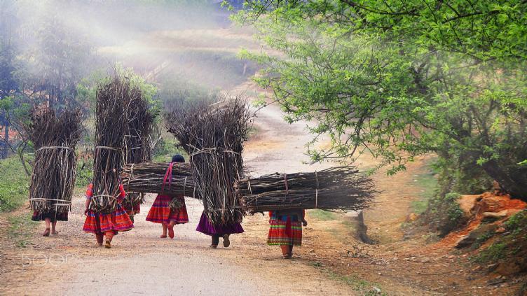 Tour Hà Giang sapa - Dân tộc miền núi