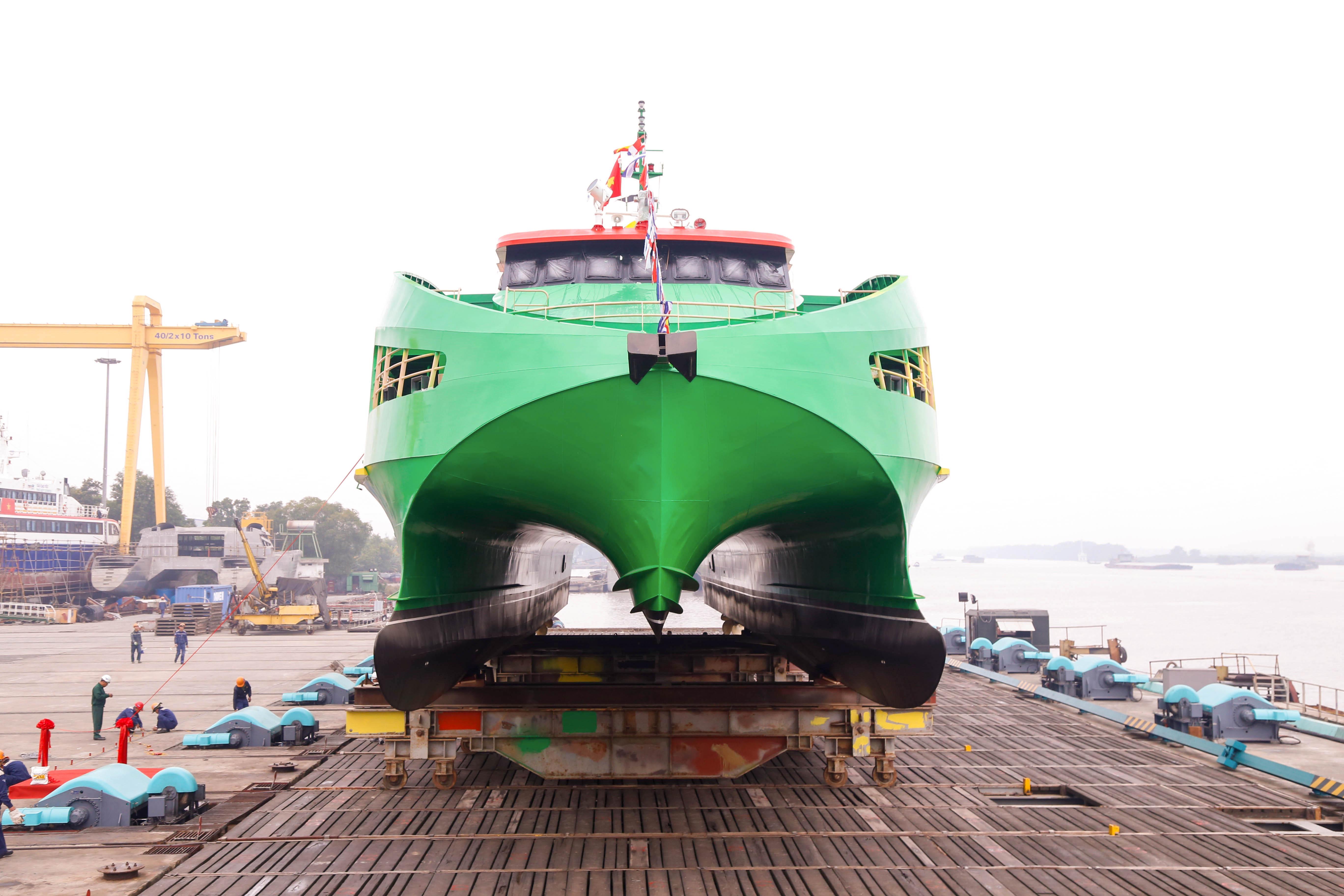 Gía vé tàu Cao Tốc Mai Linh Côn Đảo