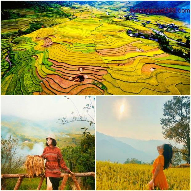 Tour du lịch Sài Gòn- Hà Nội -Sapa 5 ngày 4 đêm- Sapa đẹp ngây ngất lòng người