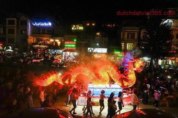 Du lịch Sapa tháng 9 - đêm hội trăng rằm ở Sapa
