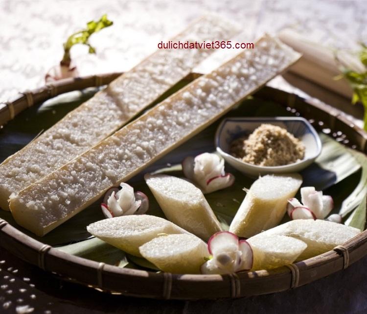 Du lịch Sapa tháng 9 - Đặc sản cơm lam