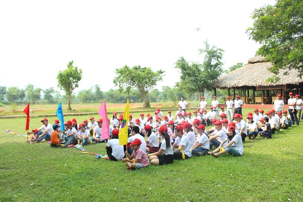 du lịch teambuilding 2 ngày 1 đêm gần Hà Nội