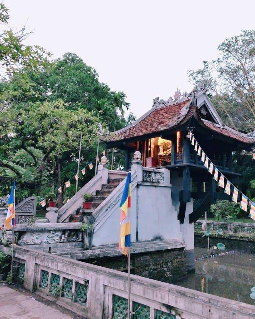 Du Lịch Hà Nội 3 Ngày 2 đêm
