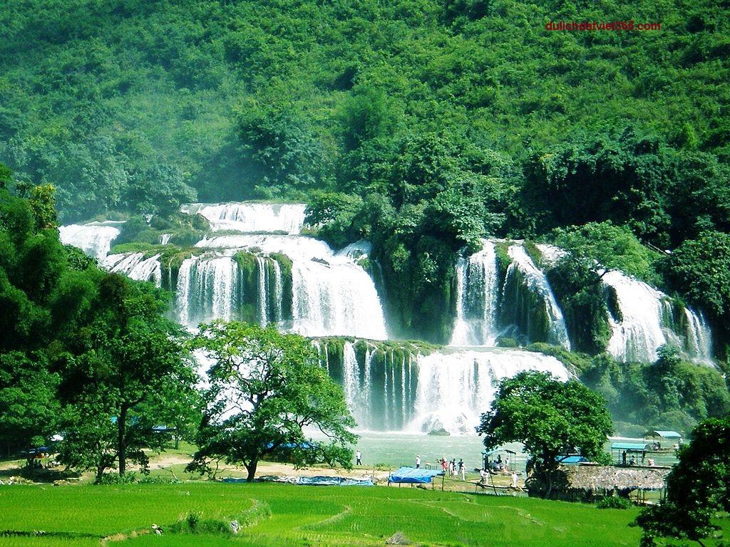 tour du lịch Thác bản Giốc- Hồ Ba Bể 3 ngày 2 đêm