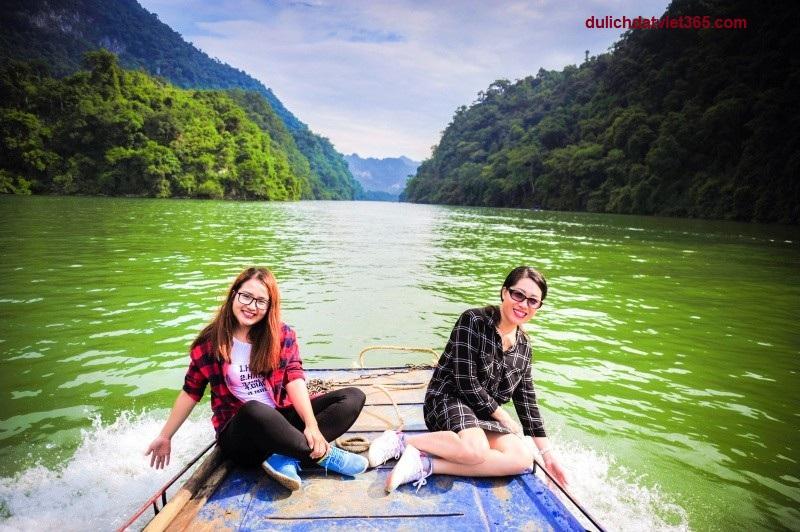 Tour du lịch Thác Bản Giốc-Hồ Ba Bể 3 ngày 2 đêm