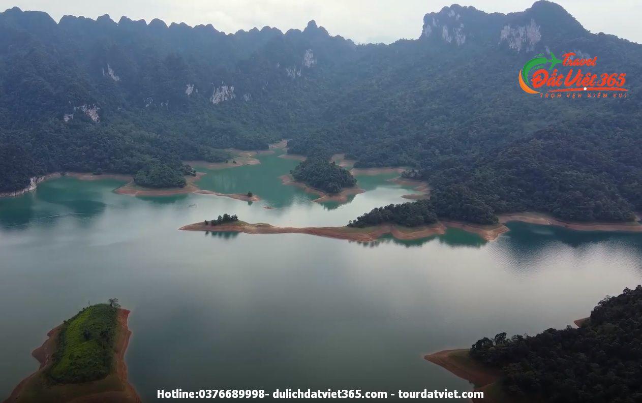 thác khuổi nhi Na hang