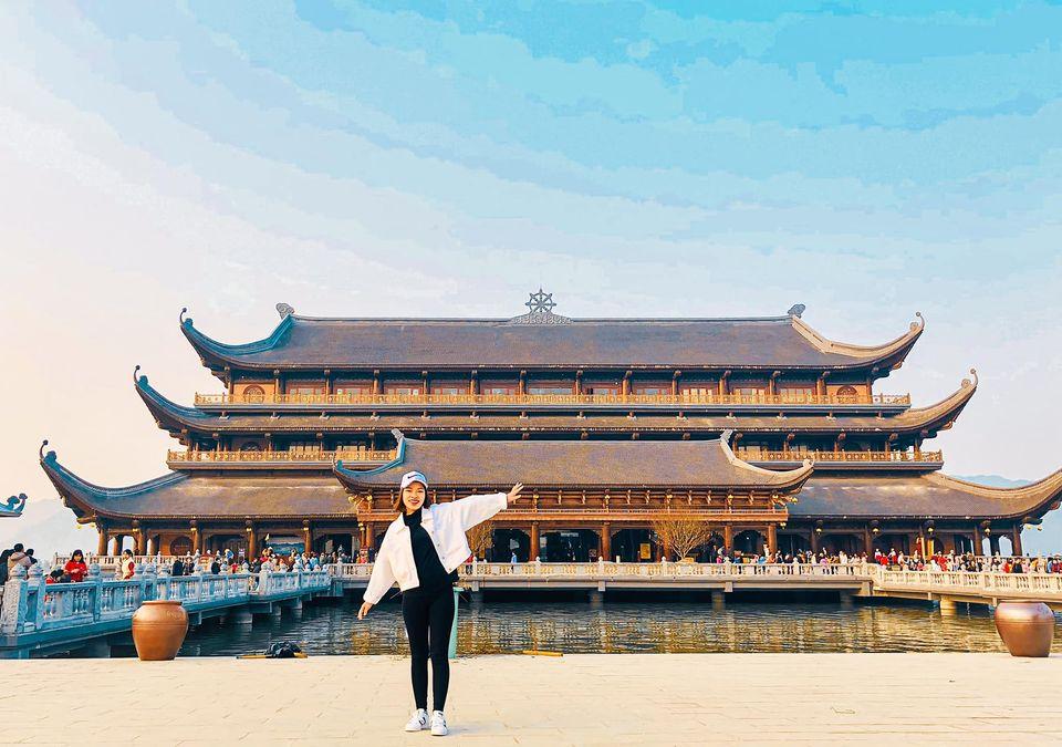 tour du lịch chùa tam tam chúc chùa Bái Đính