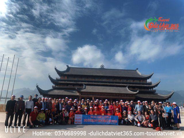 tour du lịch chùa tam chúc - chùa bái đính 1 ngày