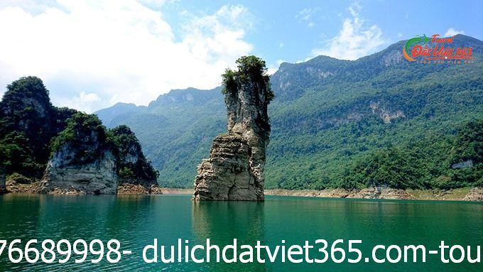 tour du lịch Hồ na hang - hồ ba bể 2 ngày 1 đêm