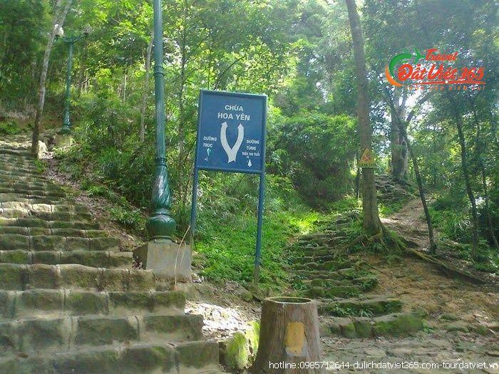 kinh nghiệm du lịch chùa Yên Tử