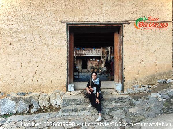 làng văn hóa lũng cẩm hà giang