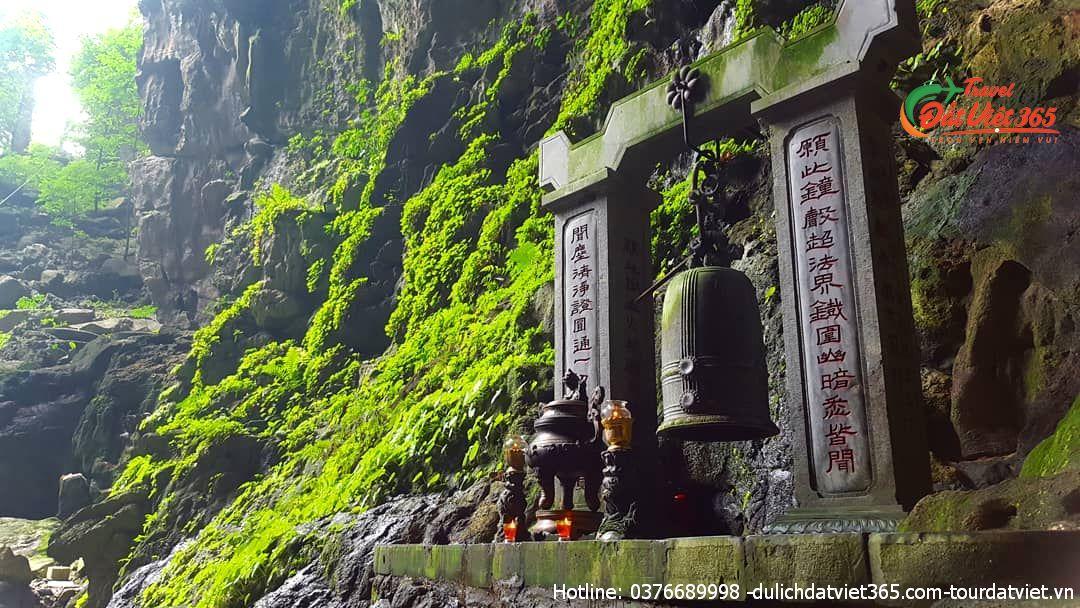 tour du lịch chùa tam chúc chùa hương 2 ngày